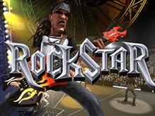 Игровой аппарат Rock Star: играть онлайн