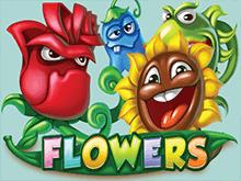 Игровой слот Flowers: играть онлайн